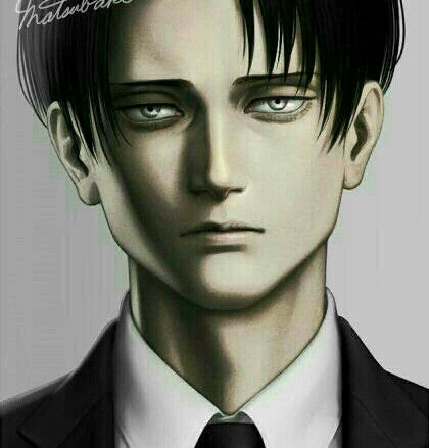 Captain Levi, Attack On Titan