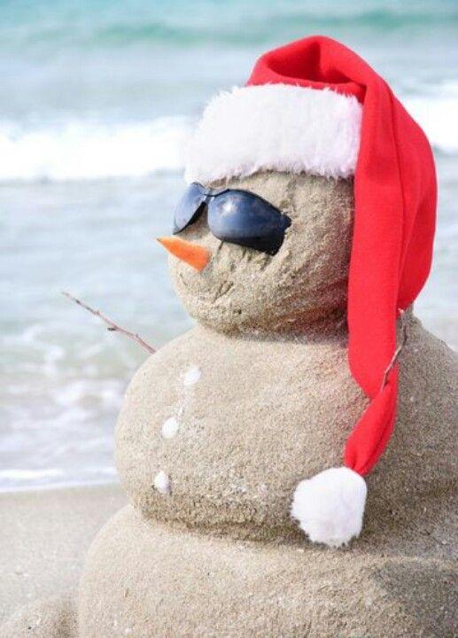 Sand Santa Photography inspiration Pinterest Christmas