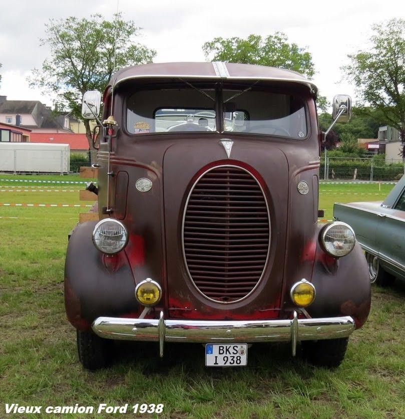 vieux camion ford 1938 insolite voitures de collection pinterest vieux camions ford. Black Bedroom Furniture Sets. Home Design Ideas