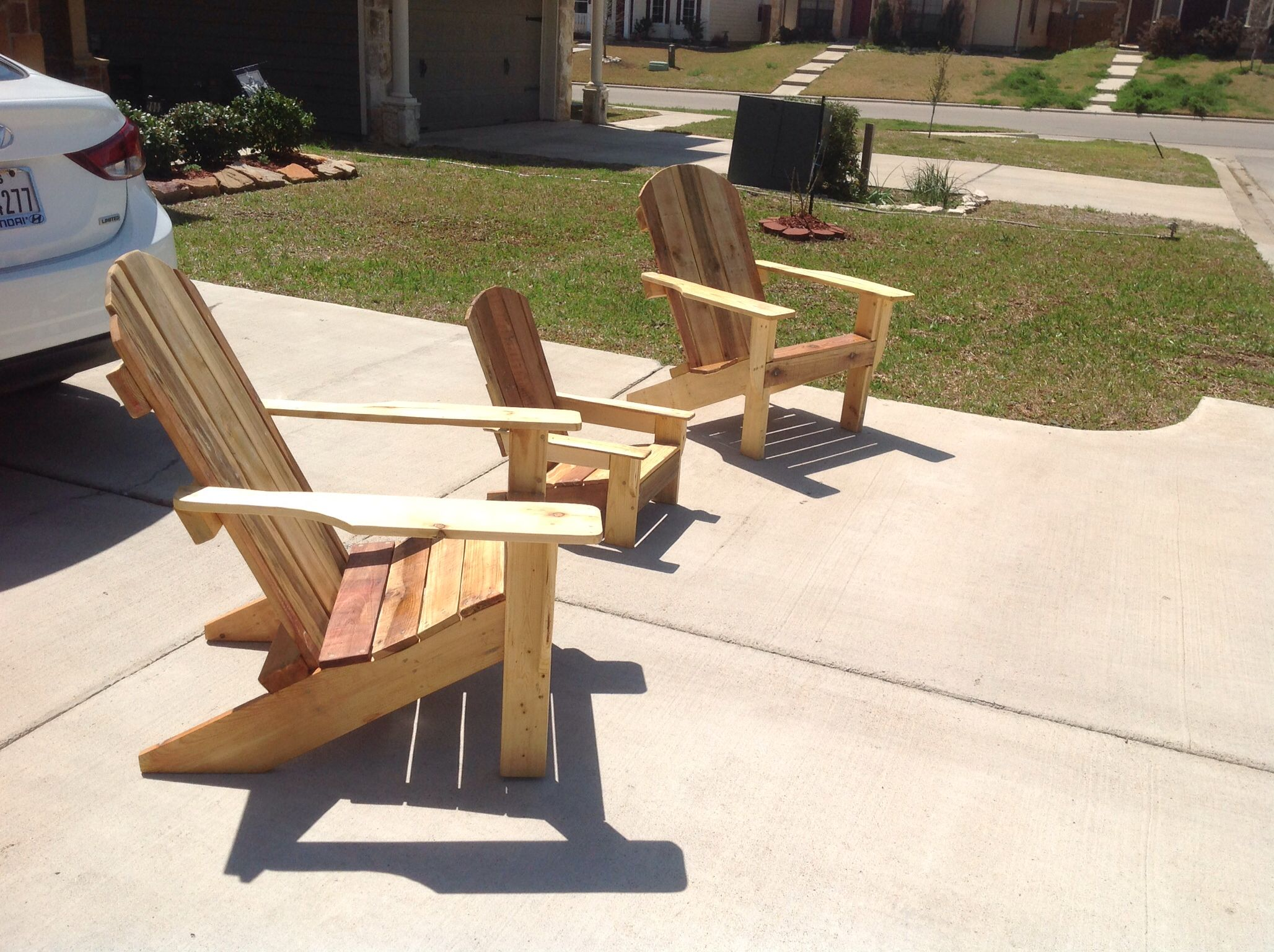 pallet sofa for sale martino leather repurposed wood pallets adirondack chairs