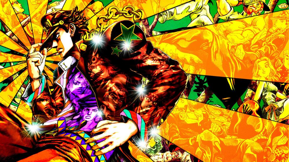 JoJo Wallpapers Jojo's bizarre adventure anime, Jojo