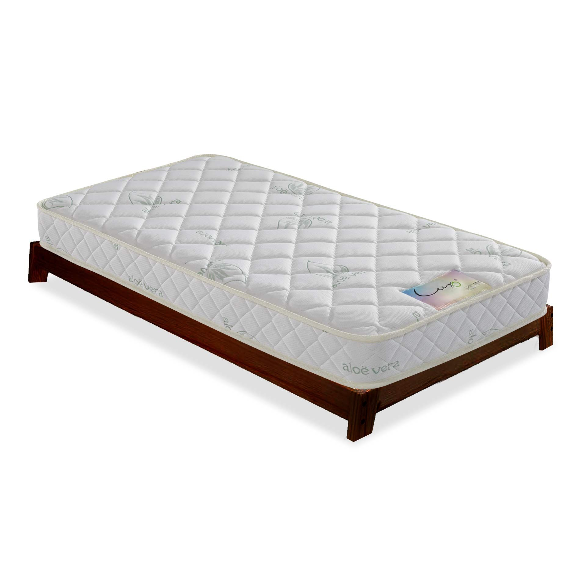 Luxo Anat Baby Pocket Spring Cot Mattress 131x76cm