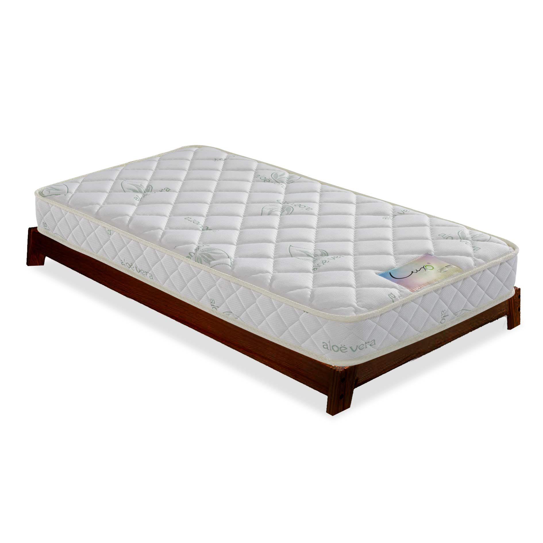 Luxo Anat Baby Pocket Spring Cot Mattress 131x76cm Luxo Bedroom