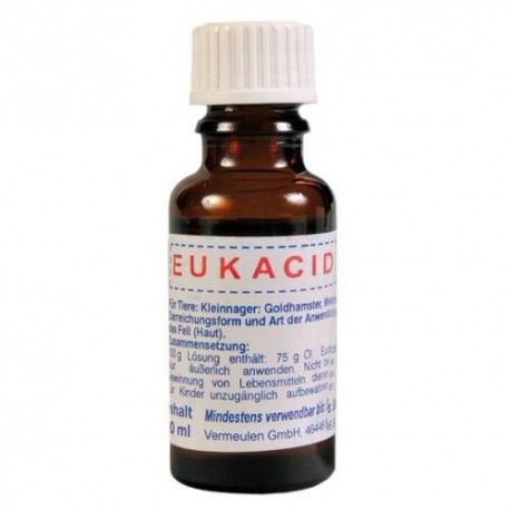 3f26df79c205 Trixie  Eukacid Oil 20ml -25%!!! Βιολογικό  αντιπαρασιτικό έλαιο για ...