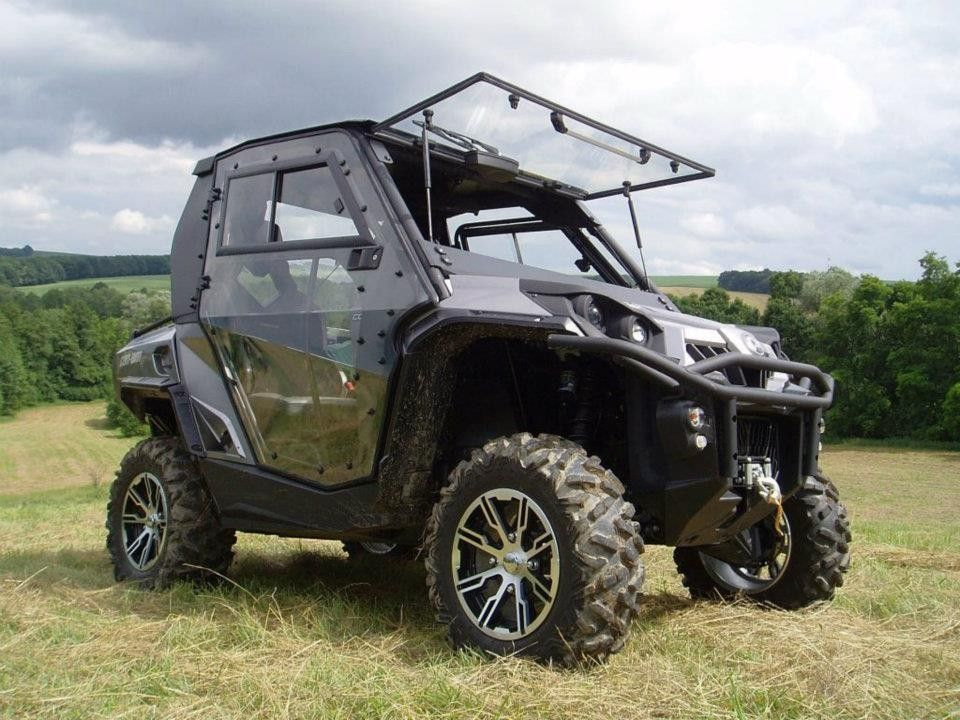 UTV hard cab enclosures, Polaris Ranger Hard cabs, Yamaha
