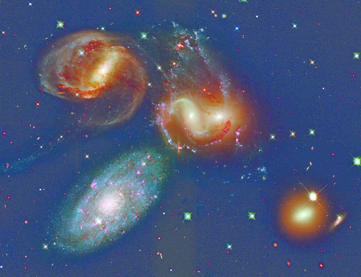 название галактик картинки отсечения