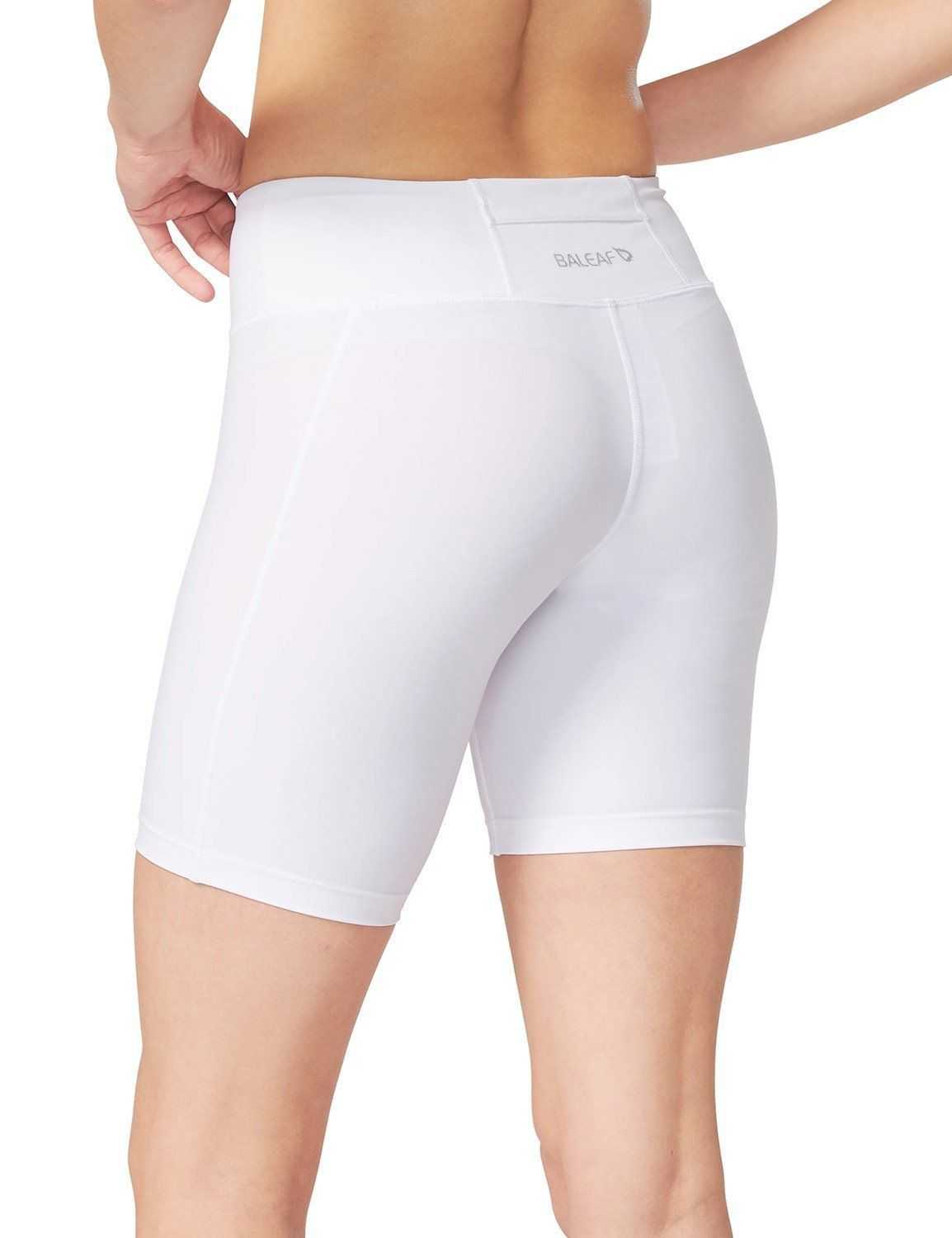 9707377660220 Baleaf Women's 7' Active Fitness Pocket Running Shorts *** Check out ...