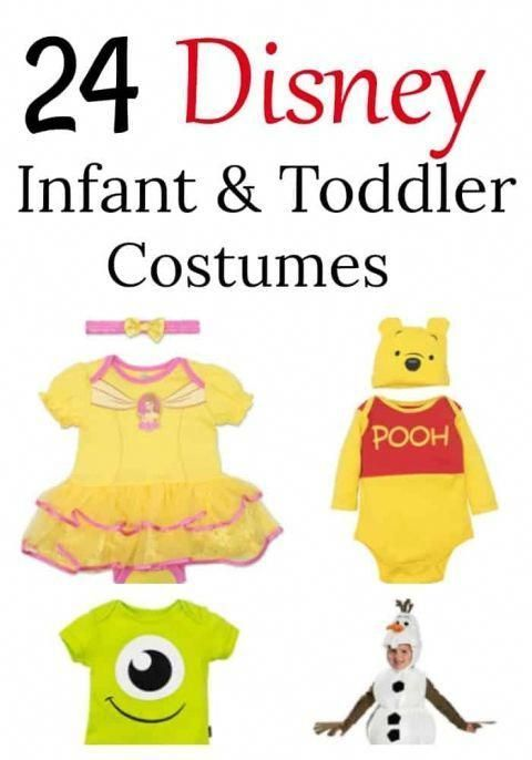 Best Disney Costumes for Infants - Are you ready for baby's first Halloween? If so, make sure your little one looks even more adorable than normal with these 24 best Disney Halloween Costumes for infants! #campingguidepackinglists #halloweencostumesforinfants Best Disney Costumes for Infants - Are you ready for baby's first Halloween? If so, make sure your little one looks even more adorable than normal with these 24 best Disney Halloween Costumes for infants! #campingguidepackinglists #hallowee #halloweencostumesforinfants