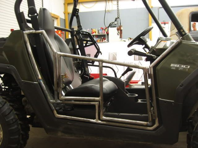 Homemade Rzr Door Rzr Rzr Accessories Homemade