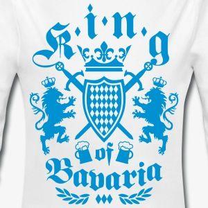 King Of Bavaria Löwen Wappen Bayern Baby Body #bayern #bavaria #fashion # Tshirts