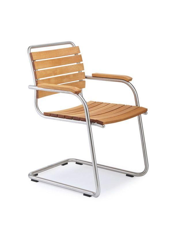 gartenstuhl fischer swing sessel freischwinger. Black Bedroom Furniture Sets. Home Design Ideas