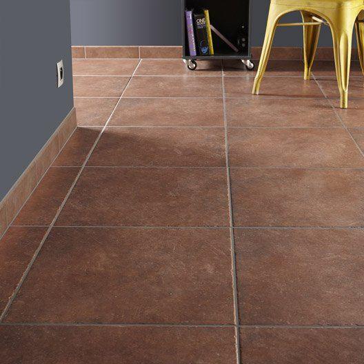 carrelage sol et mur cotto effet pierre perigueux x l. Black Bedroom Furniture Sets. Home Design Ideas