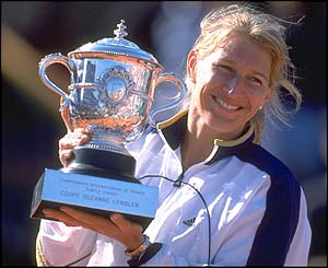This Day In Tennis History 1988 Steffi Graf Won The French Open For The Second Straight Year Keepinitrealsports Tumb Steffi Graf Tennis Scores French Open
