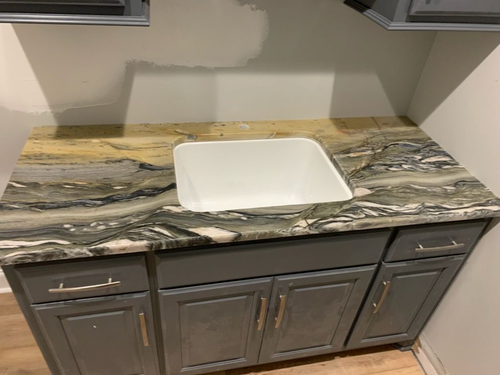 Crowe Custom Countertops In Atlanta Ga Has The Knowledge And Experience To Help You Achi In 2020 Granite Countertops Affordable Granite Countertops Custom Countertops