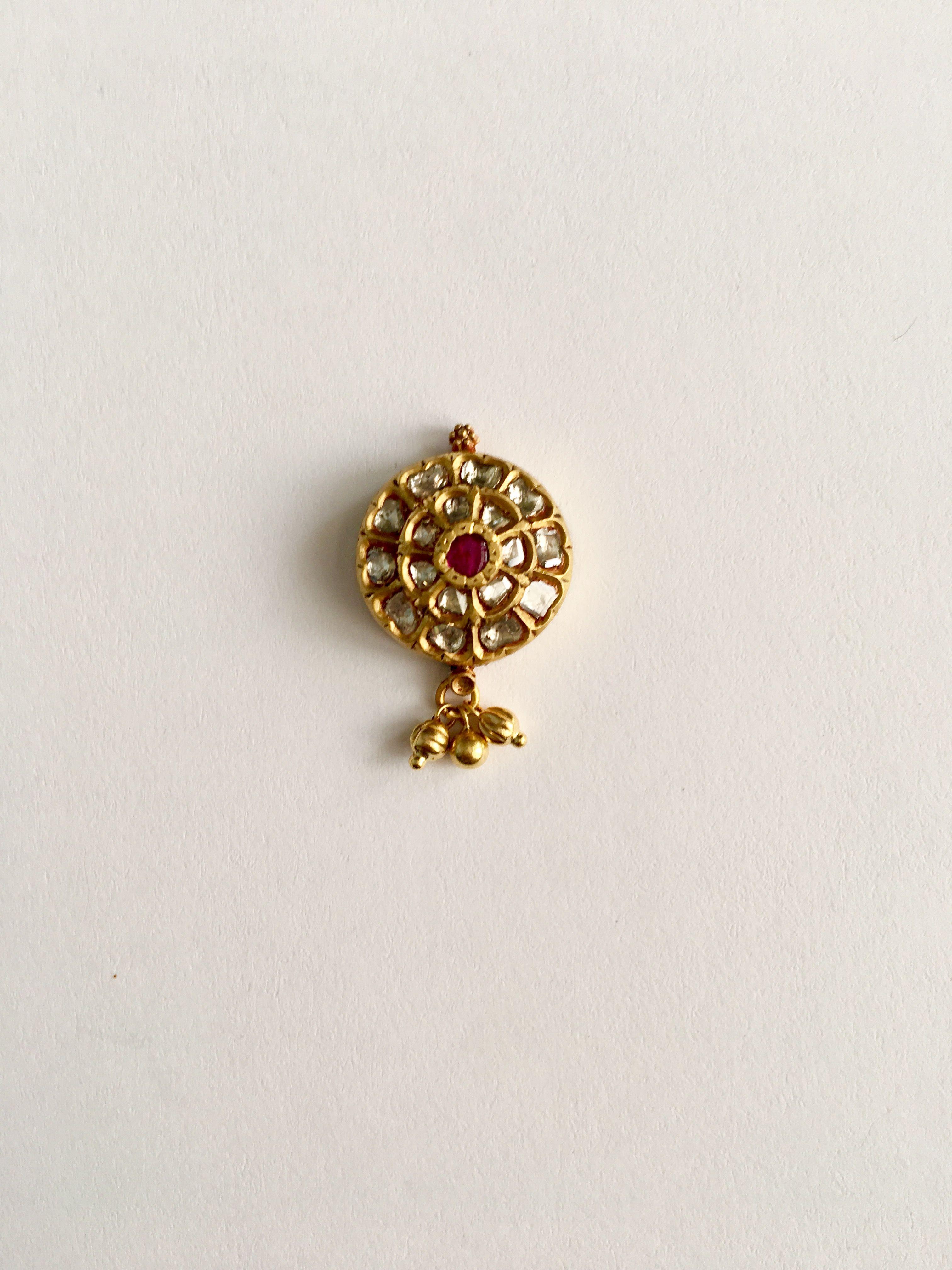 Pin by k t arts on kundan pendants pinterest pendants
