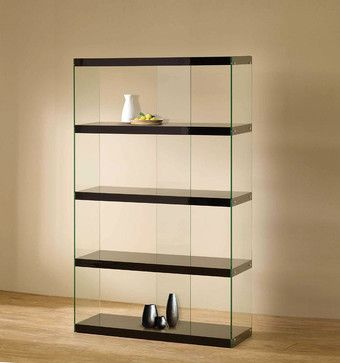 Tempered Glass Display Cabinet Modern Home Office Products Glass Cabinets Display Glass Bookshelves Display Cabinet Modern