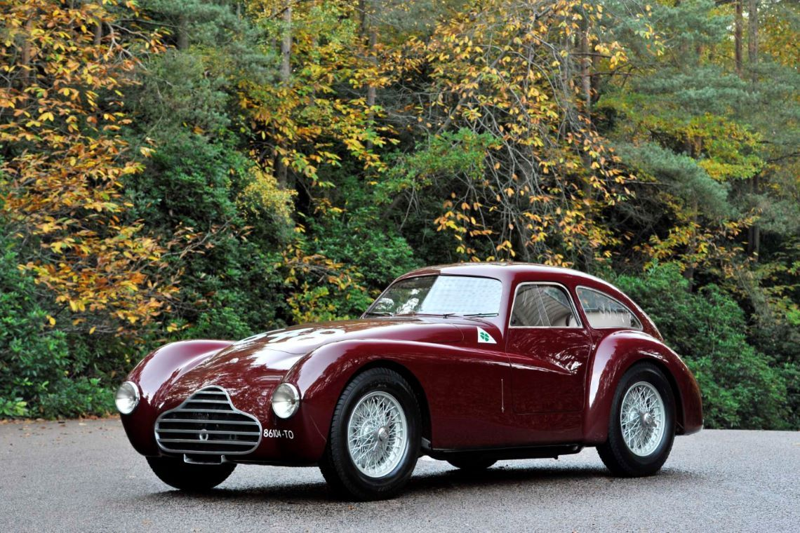 1948 Alfa Romeo 6C Competizione Coupe Cars for sale