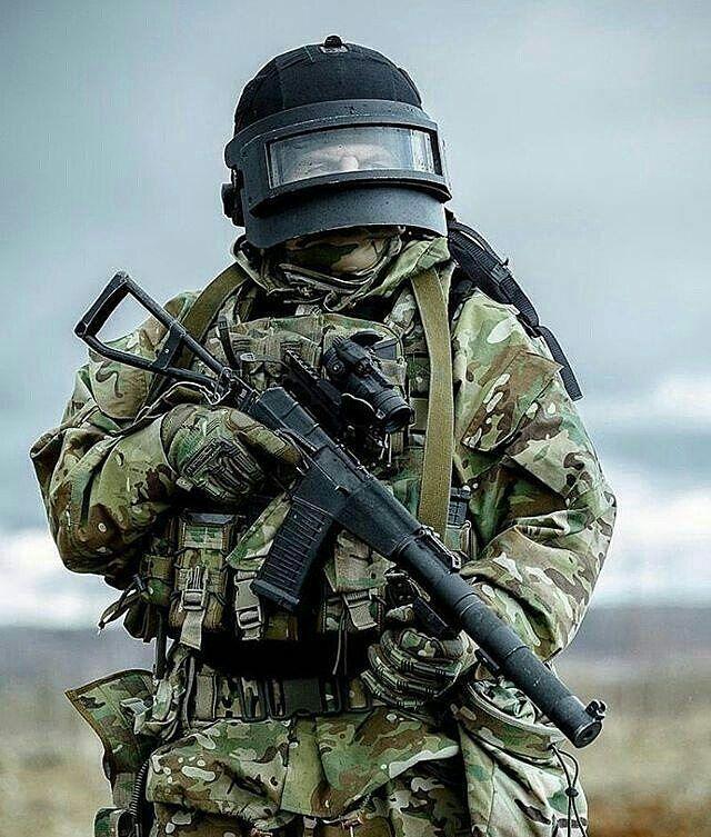 militaryfanatics01 #tactical #soldier #sniper #gun #flag