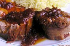 Filet Mignon Au Miel Porc Viande Filet Mignon Et Recette