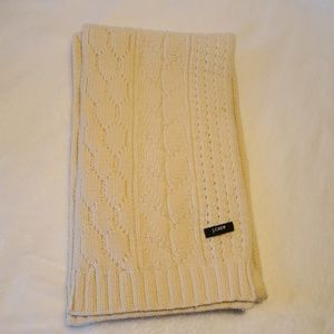 J. Crew Cable Knit Mens Scarf #fashion #clothing #shoes #accessories #men #mensclothing #scarves #mensscarves