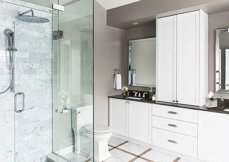 Ashley Shaanan » Lavish Bath in Montreal Design intérieur