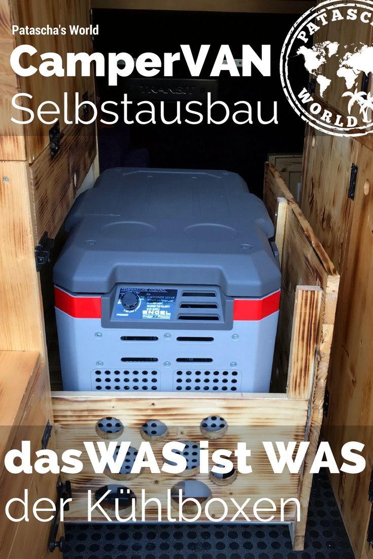 , Das Was ist Was der Kühlbox / Die richtige Box für deinen Camper-Van, Family Blog 2020, Family Blog 2020