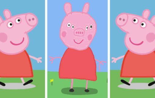 Peppa Pig Doesn T Look Too Good Peppapig Peppa Pig Doesn T Look Too Good 9gag Peppa Pig Funny Peppa Pig Memes Peppa Pig Wallpaper