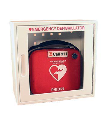 Basic AED Cabinet - No Alarm $129
