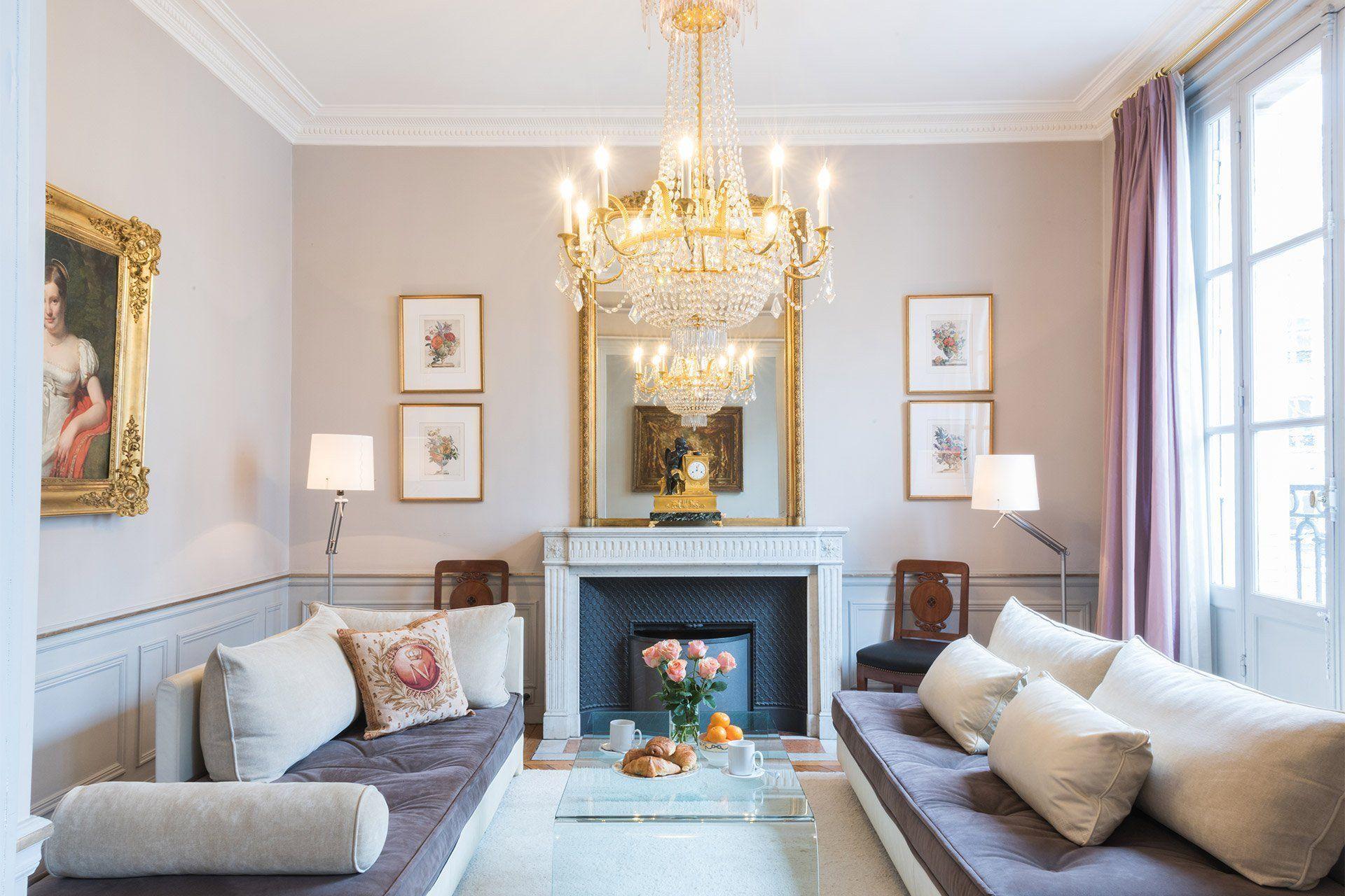 Find 3 Bedroom Luxury Vacation Apartment Rental In Paris