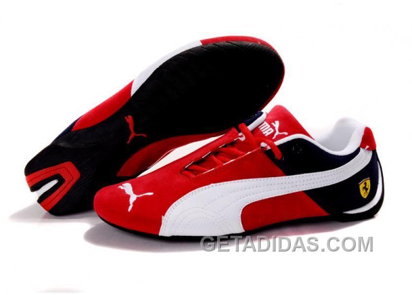 01d08860fdbd1b Buy Mens Puma Ferrari Shoes Red White Black Cheap To Buy from Reliable Mens  Puma Ferrari Shoes Red White Black Cheap To Buy suppliers.