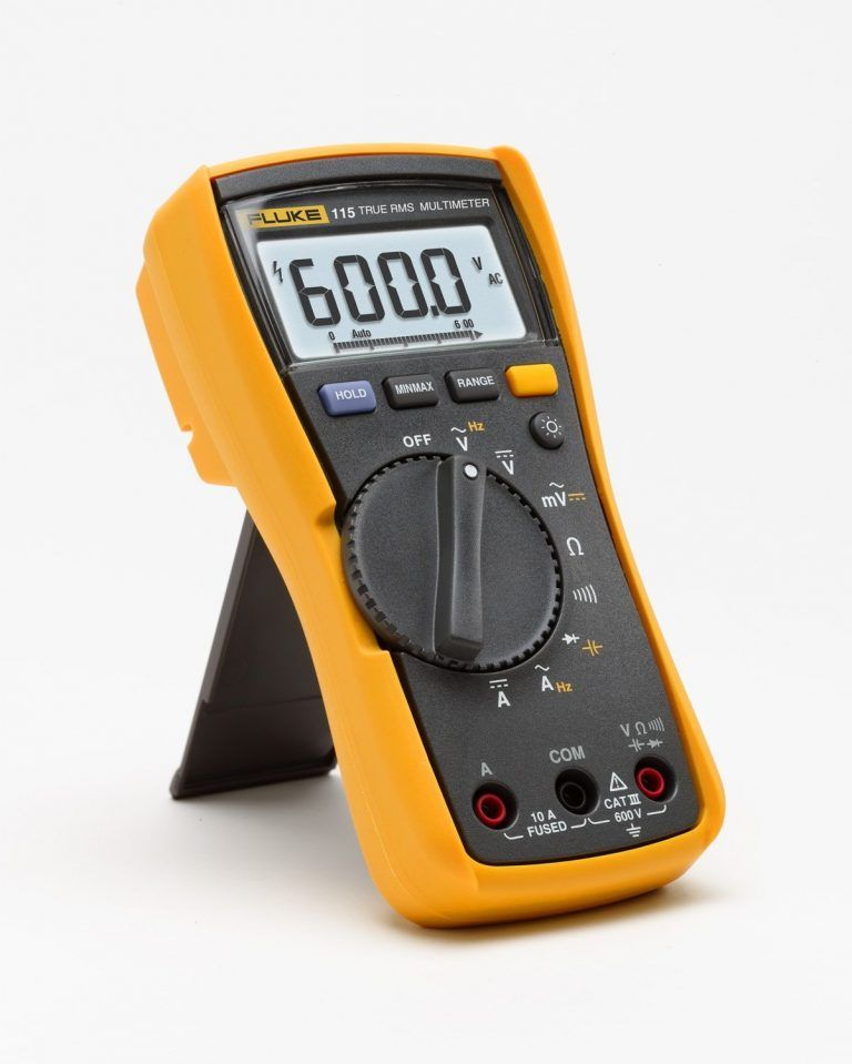 Top Rated Best Fluke Multimeter In 2019 Reviews Guide Multimeter Electrician Professional Electrician