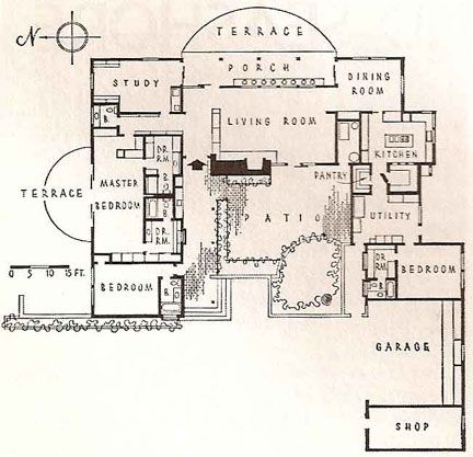 cliff may - Google Search Retro House Plans  Designs Pinterest
