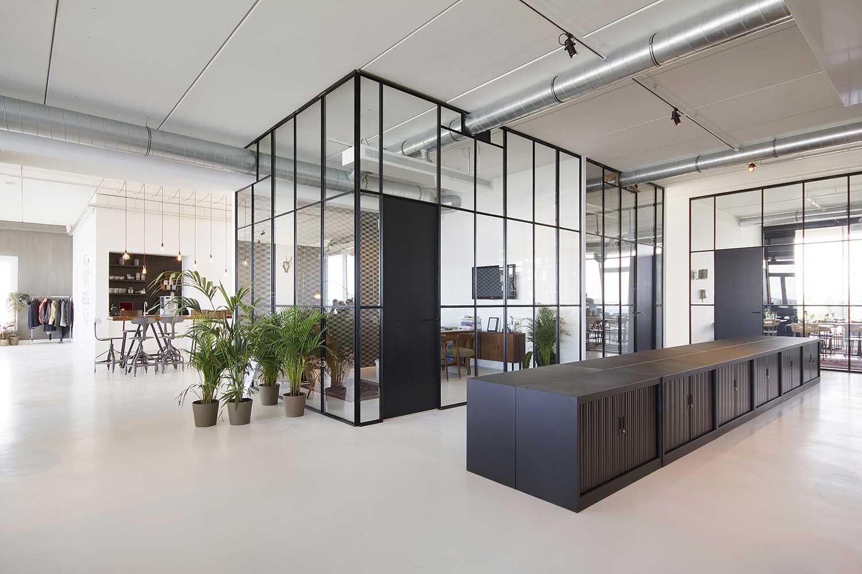 new office designs. BrandBase Develops New Office As A Hotel Designs