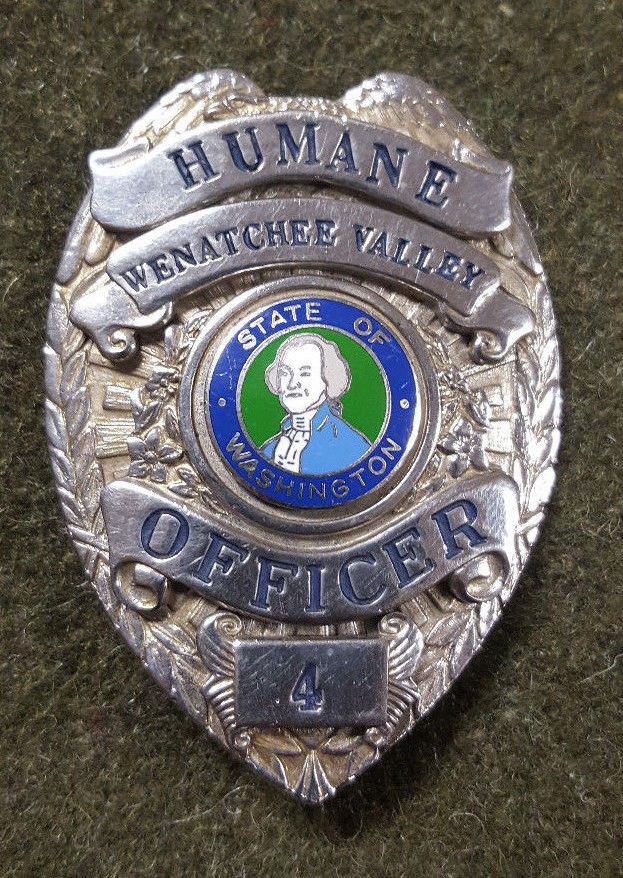 Humane Society Officer, Wenatchee Valley, Washington State - new blueprint medicines general counsel