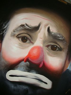 Payasos Tristes Parte 1 Que Payaso Pinterest Clown Makeup