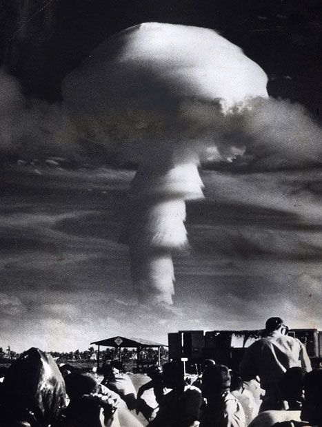 The history of the hydrogen bomb