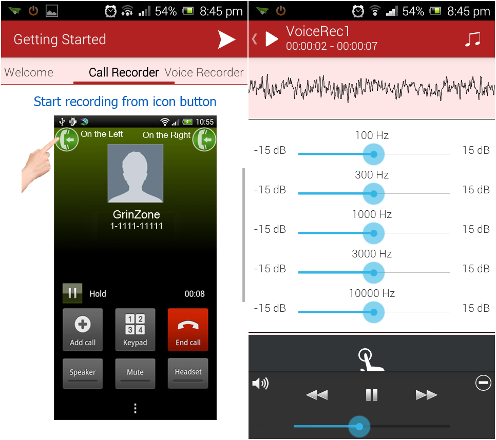 Record Your Phone Calls with Incall Recorder | xda
