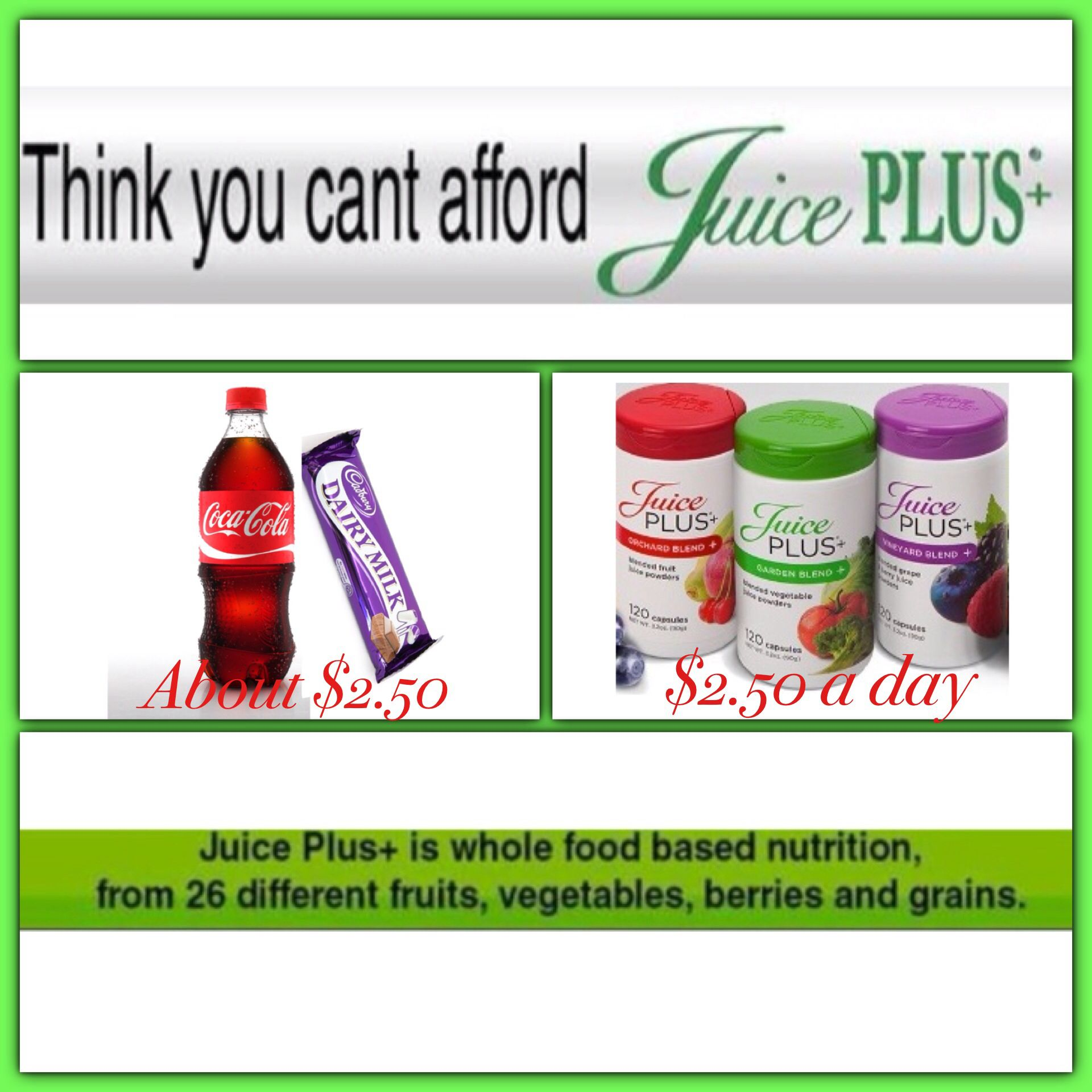 how to cancel juice plus payments