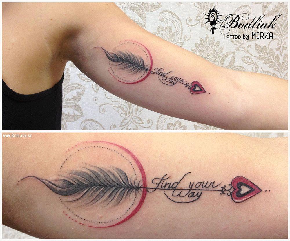 Keď už, tak isto iný ... 2015    #art #tat #tattoo #tattoos #tetovanie #original #tattooart #slovakia #zilina #bodliak #bodliaktattoo #bodliak_tattoo #arrow_tattoo