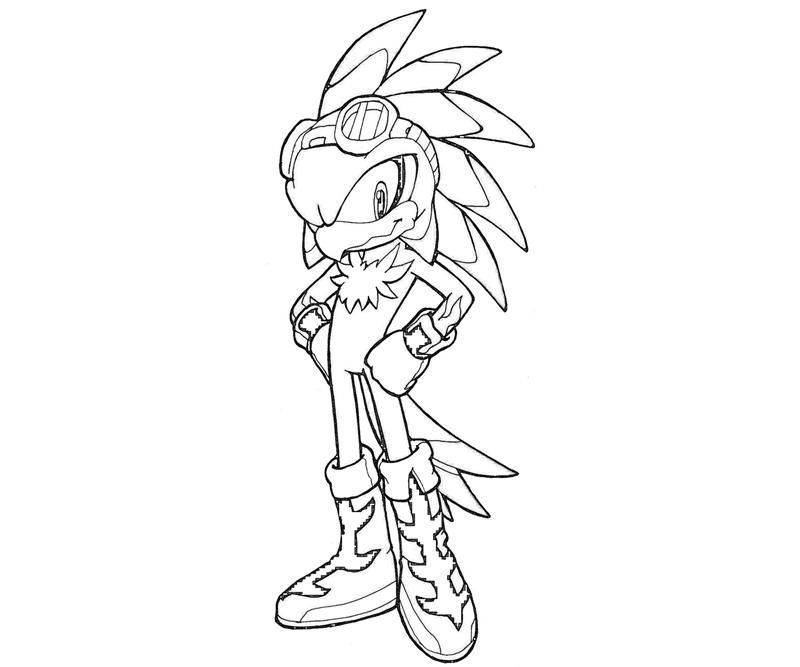 Pin By Premraj Awar On Sketches Coloring Pages Sonic Generations Color