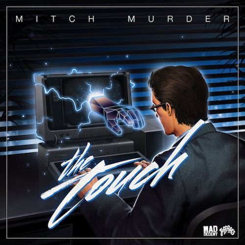 'The Touch (Nite Sprite Remix)' by mitch murder // #music #electronic #electro #synthwave #dreamwave #retrowave