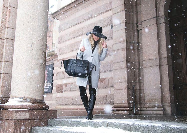 WINTER WONDERLAND : P.S. I love fashion by Linda Juhola