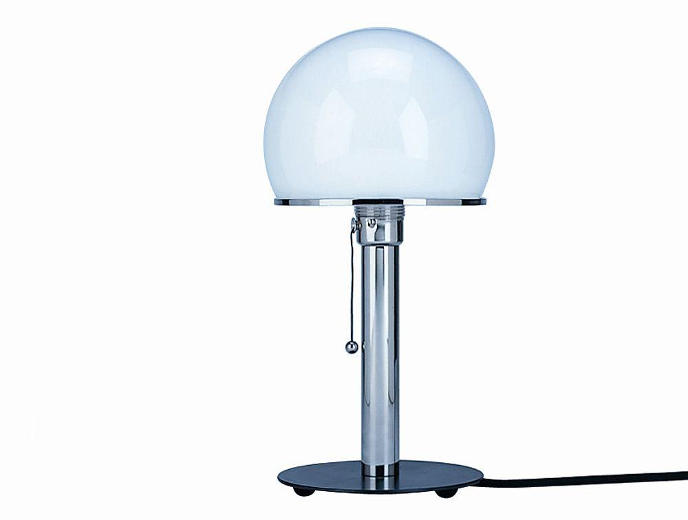 WA 23 SW, Wagenfeld Lampe, Wagenfeld Leuchte   Designklassiker, Wagenfeld lampe, Design