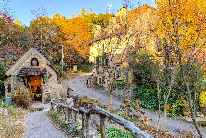 静岡 浜松 メルヘンな世界に迷いこむ 中世ヨーロッパのような