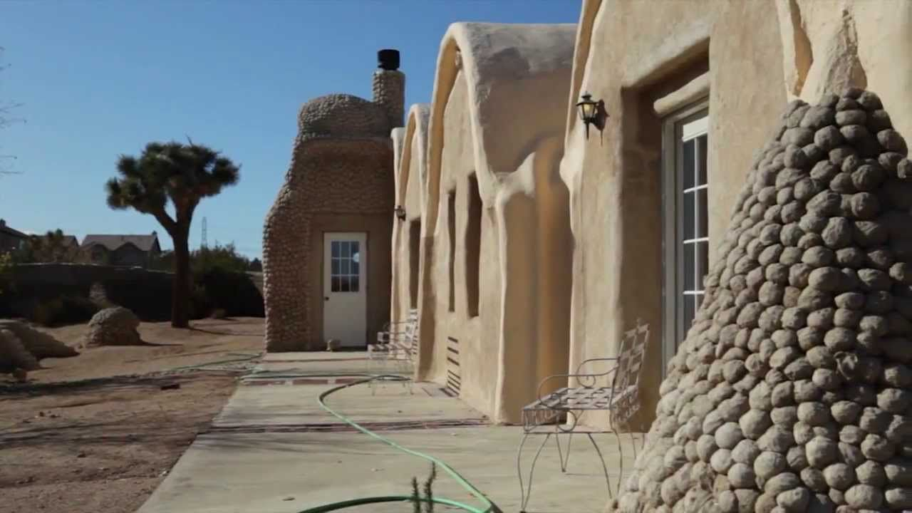 """""""Cal-Earth's Sustainable Architecture. The California Institute of Earth Architecture hopes their Superadobe construction technique may be applied to more traditional contemporary homes found throughout SoCal suburbs."""" —KCETOnline. Founded by an Iranian-American architect."""