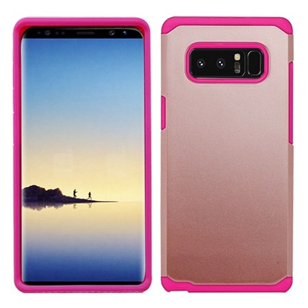 Samsung Galaxy Note 8 Case, by Insten Astronoot Dual Layer