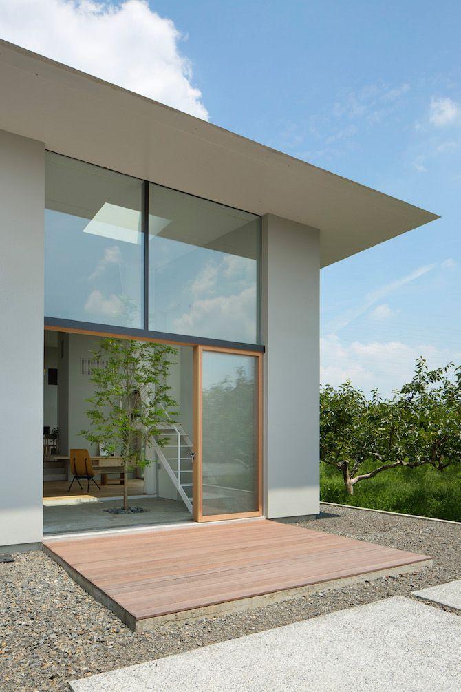 Airhouse Design Office: House in Ohno - Thisispaper Magazine