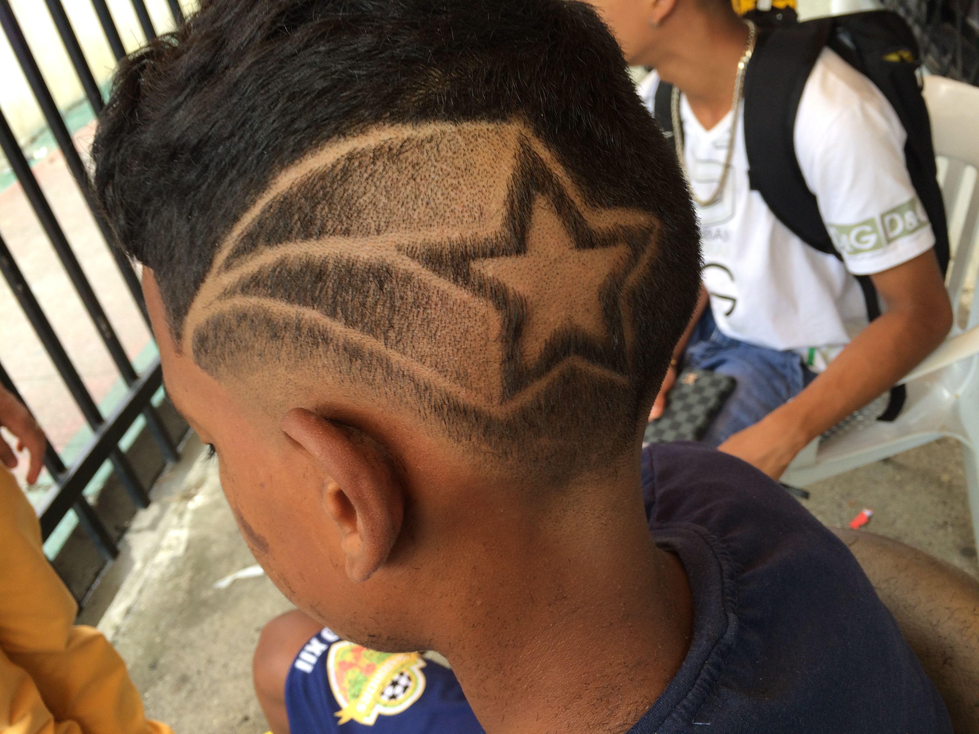 hair cutting designs