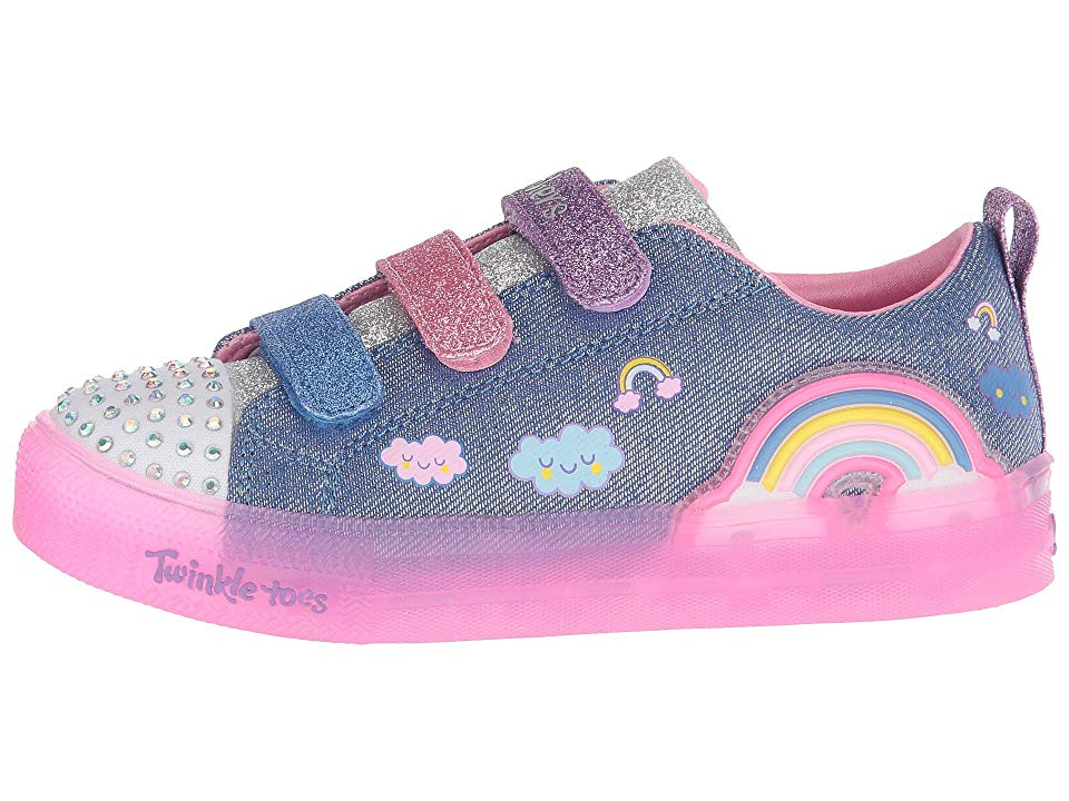: Skechers Kids Girl's Skech Appeal 81816L (Little