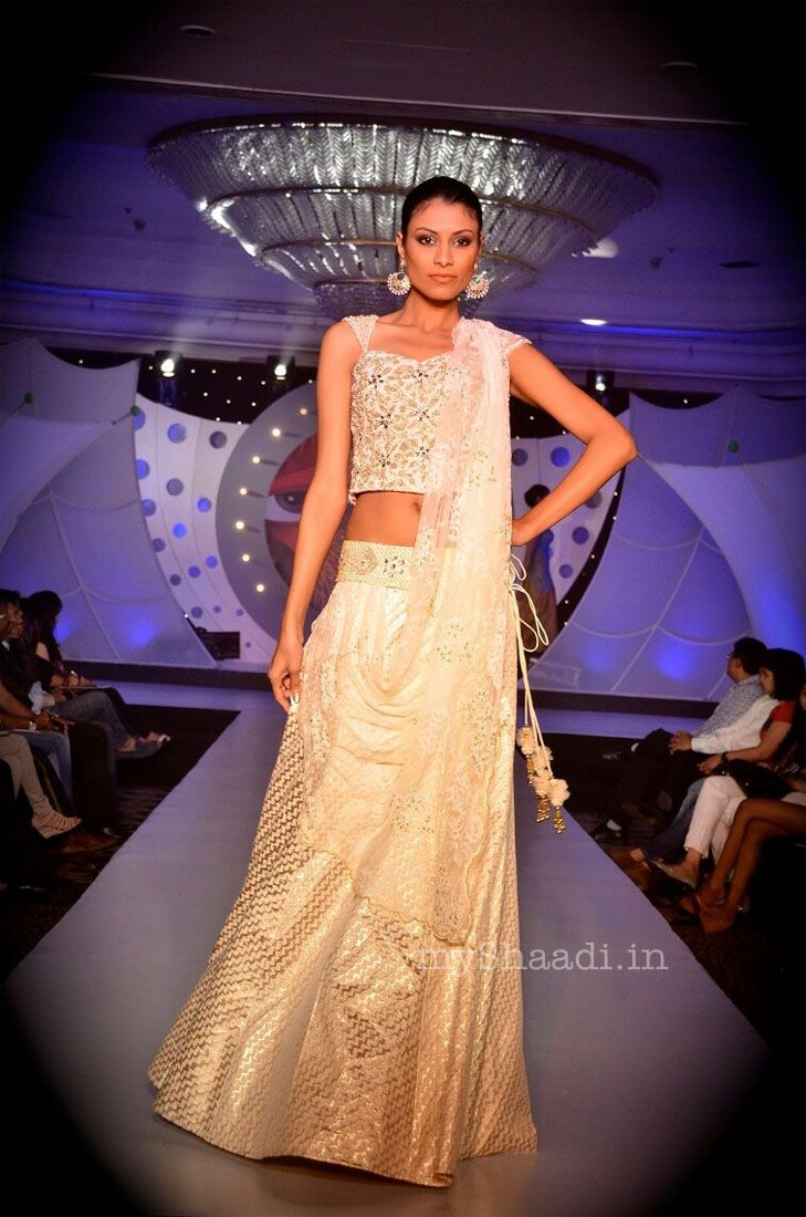 myShaadi.in > Indian Bridal Wear by Priya Chhabria